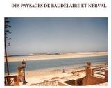 Des paysages de Baudelaire et Nerval
