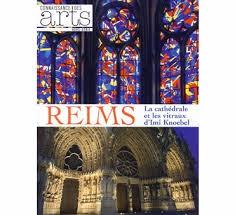 """Résultat de recherche d'images pour """"connaissance des arts hs reims la cathédrale et les vitraux"""""""
