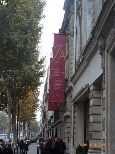 musée jacquemart andré le 16 septembre 2009,paris,mes photos