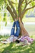 couple sous un arbre.JPG